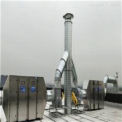 工业涂装线喷涂废气处理环保厂家