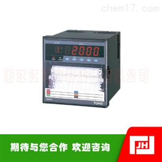 TOHO东邦TRM-10C有纸记录仪