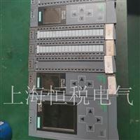 西门子CPU1517上电启动没反应故障修理解决