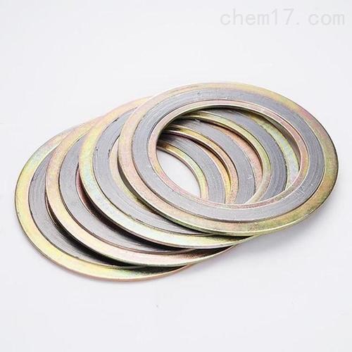 150磅美標金屬石墨纏繞墊片供應商