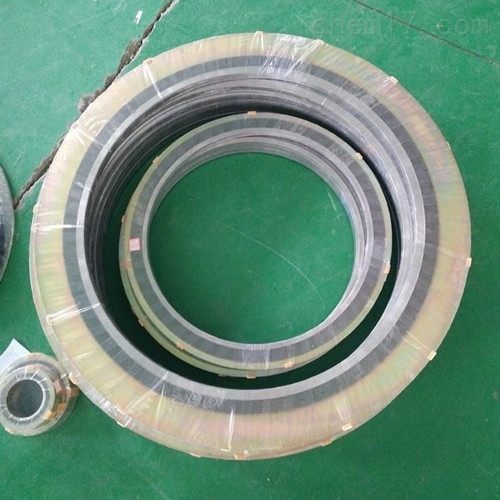 不锈钢304金属四氟缠绕垫片成品直销