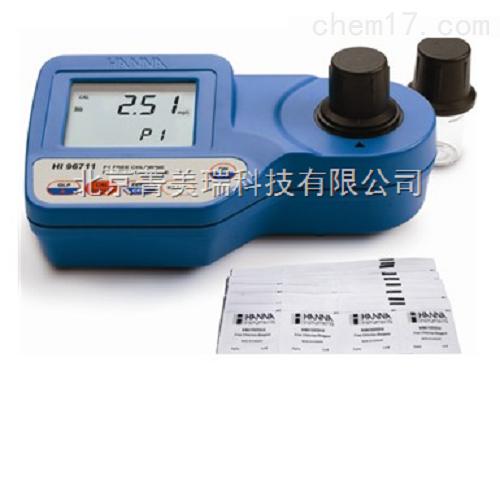 微电脑铁(Fe)- 锰(Mn) 浓度测定仪
