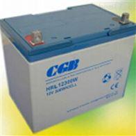 12V300WCGB长光蓄电池HRL12300W办事处