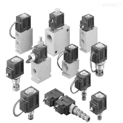 VICKERS威格士螺纹插装电磁阀SV3-12-0S-0