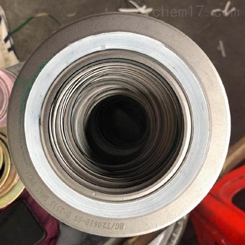DN350内外环型石墨金属缠绕垫片规格