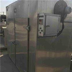 二手热风循环烘箱间歇式电加热烘房