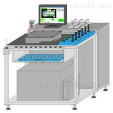 日本半自动工作尺寸测量机