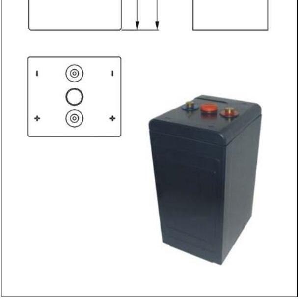 CGB长光蓄电池GFM-600区域选购