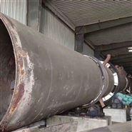 低价出售二手1.2米×12米滚筒烘干机