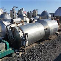 0.5吨-10吨回收二手制药厂提取罐