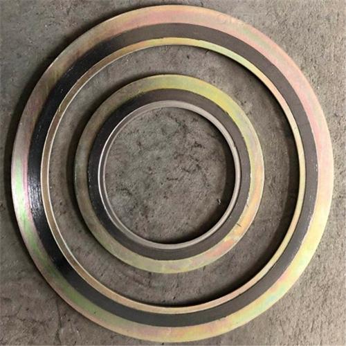 D2222化热器带筋金属缠绕垫片市场价