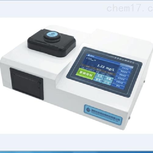 MJ-A 系列 彩色触摸屏水质多参数快速测定仪