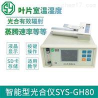 SYS-GH80智能型光合作用仪