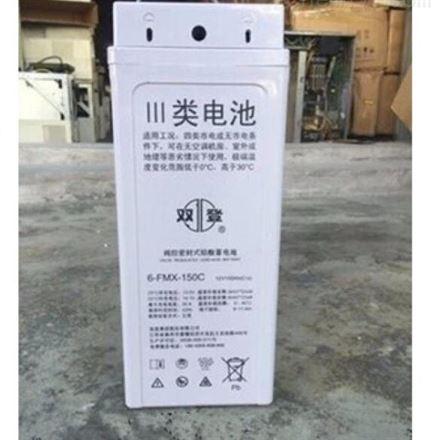 双登 铅酸免维护 蓄电池2V500AH