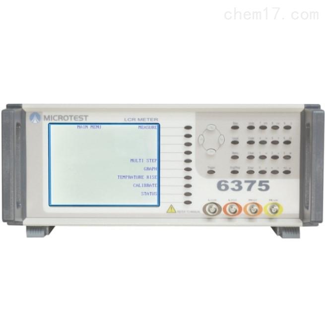 益和MICROTEST 6375 LCR测试仪