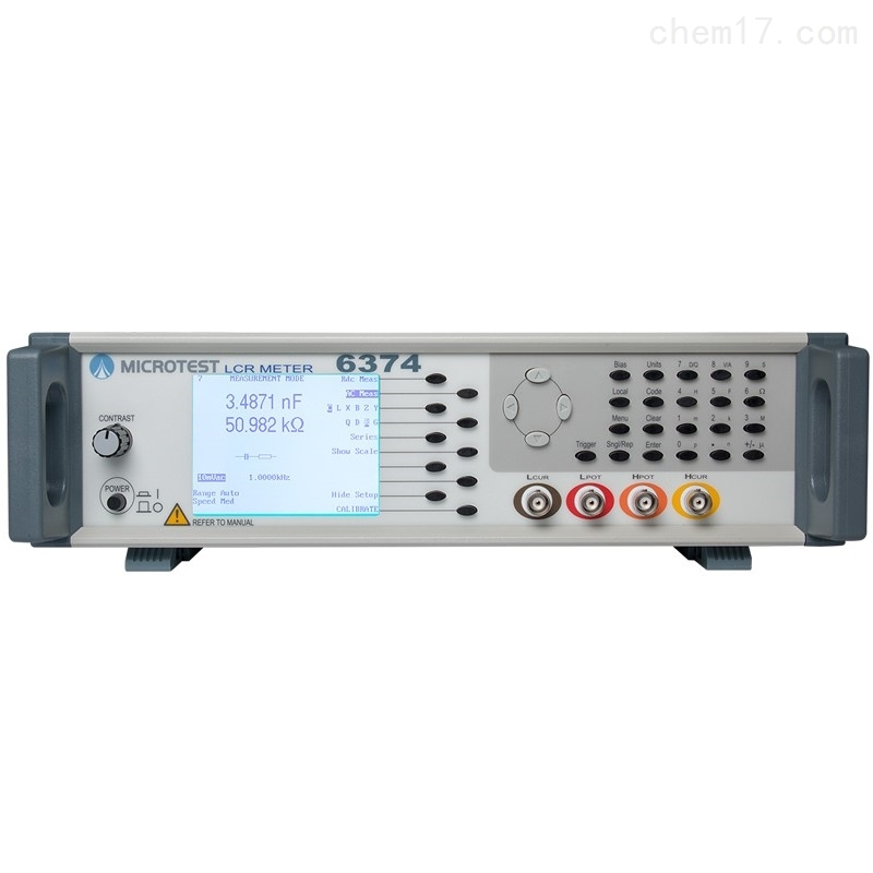 中国台湾益和MICROTEST 6374 LCR测试仪