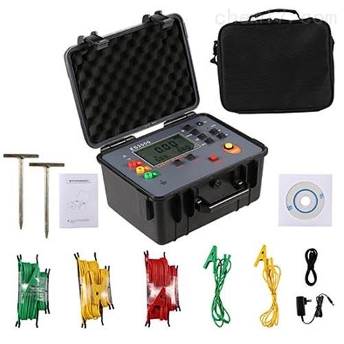 承装修试类仪器30A接地电阻测试仪