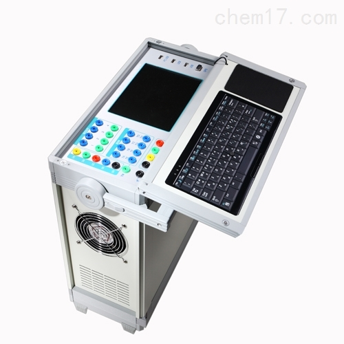 高灵敏三相继电保护测试仪