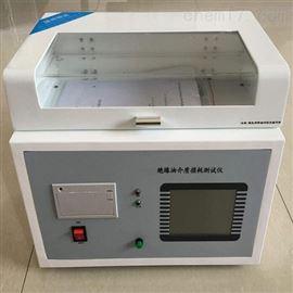 高性能绝缘油介电强度测试仪装置