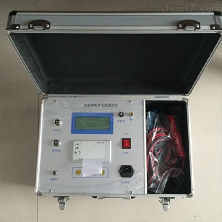 TY-2000全自动单相电容电感测试仪