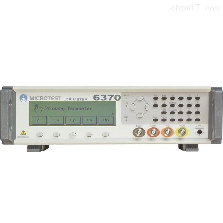 中国台湾益和MICROTEST 6370 LCR测试仪