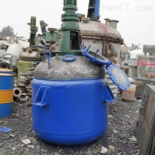 化工8吨二手反应釜厂家供应