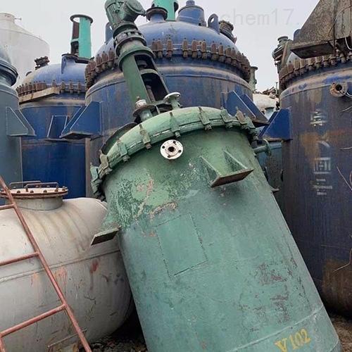 二手8吨反应釜常年出售