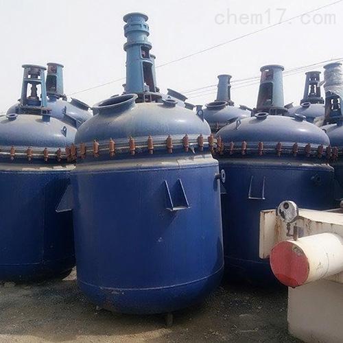 加氢二手15吨反应釜回收多种型号