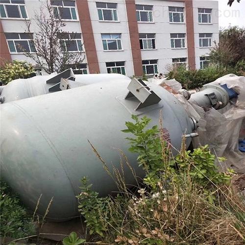 10吨二手反应釜商家回收多种型号