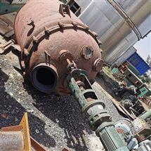 化工8吨二手反应釜价格合理