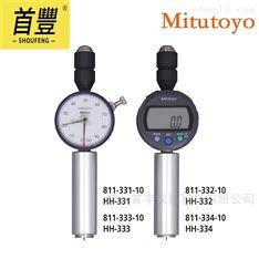 供应日本Mitutoyo三丰小型橡胶硬度计HH-300