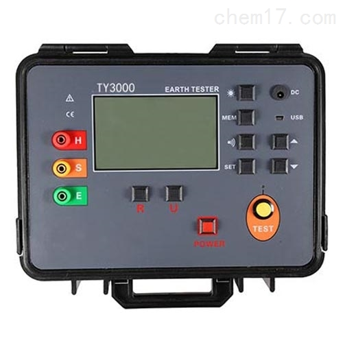 承试类仪器交直流钳形接地电阻测试仪