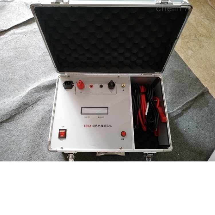 成都承装修试100A回路电阻测试仪