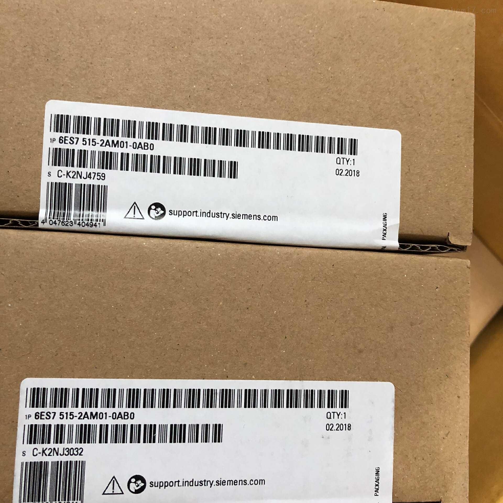 淄博西门子S7-1500CPU模块代理商