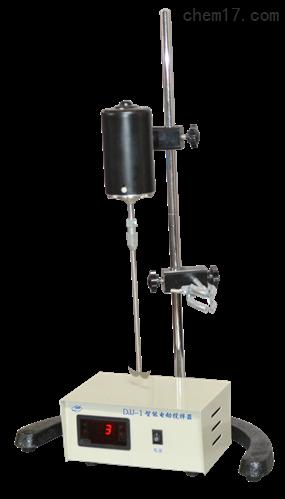 DJJ-1/100智能电动搅拌器