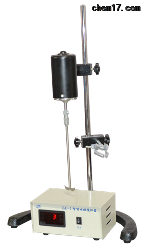 DJJ-1/100智能電動攪拌器
