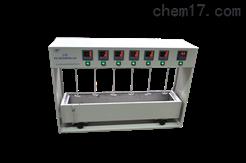 JJ-6H智能六聯電動攪拌恒溫水浴鍋