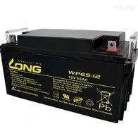12V65AHLONG广隆蓄电池WP65-12批发报价