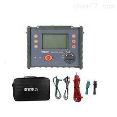 泰宜数字高压绝缘电阻测试仪