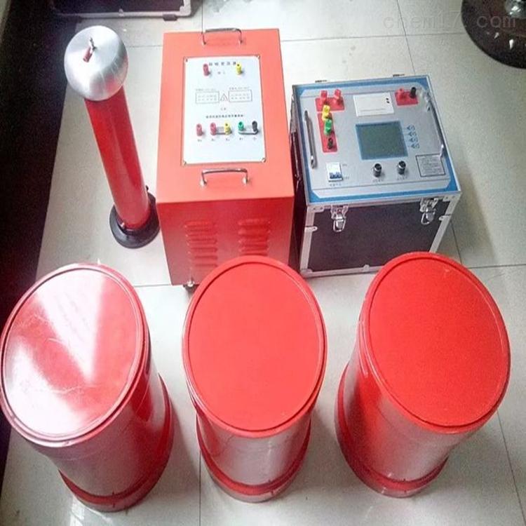 承装类仪器便携式串联谐振耐压试验装置