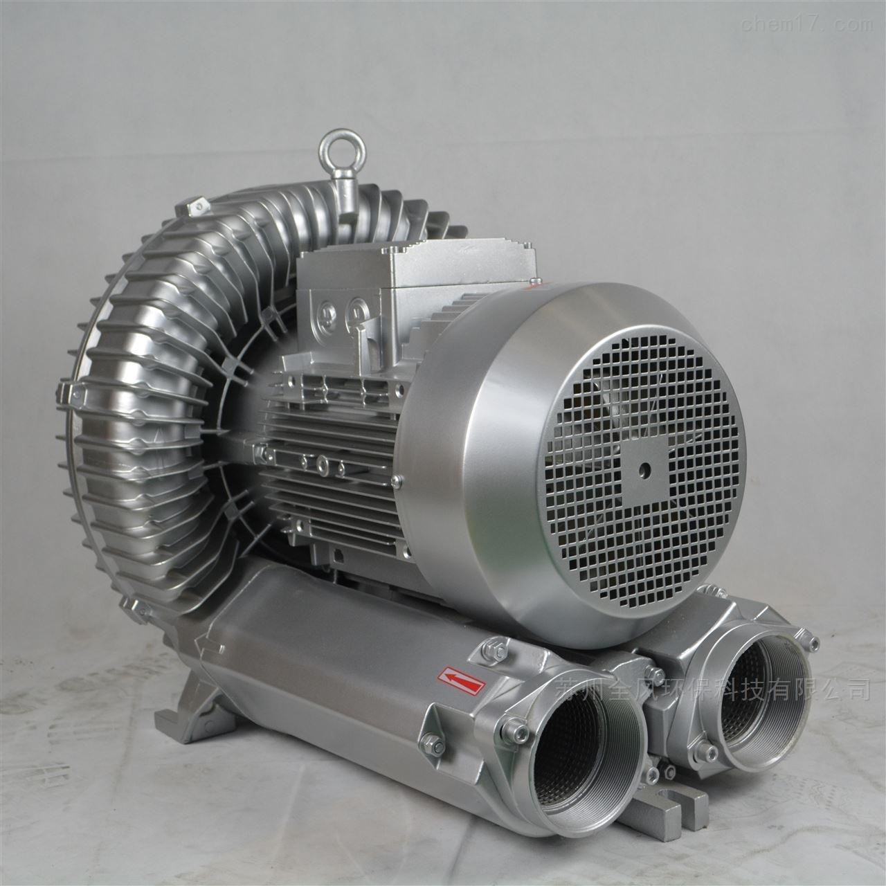 废水处理曝气旋涡高压风机气泵2.2KW