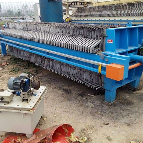 长期供应二手隔膜式压滤机二手设备厂
