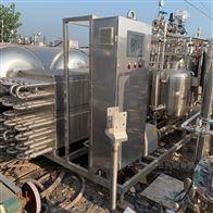 3T/H回收二手饮料设备 管式杀菌机