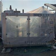 二手冲洗灌装封盖组合机组  灌装机