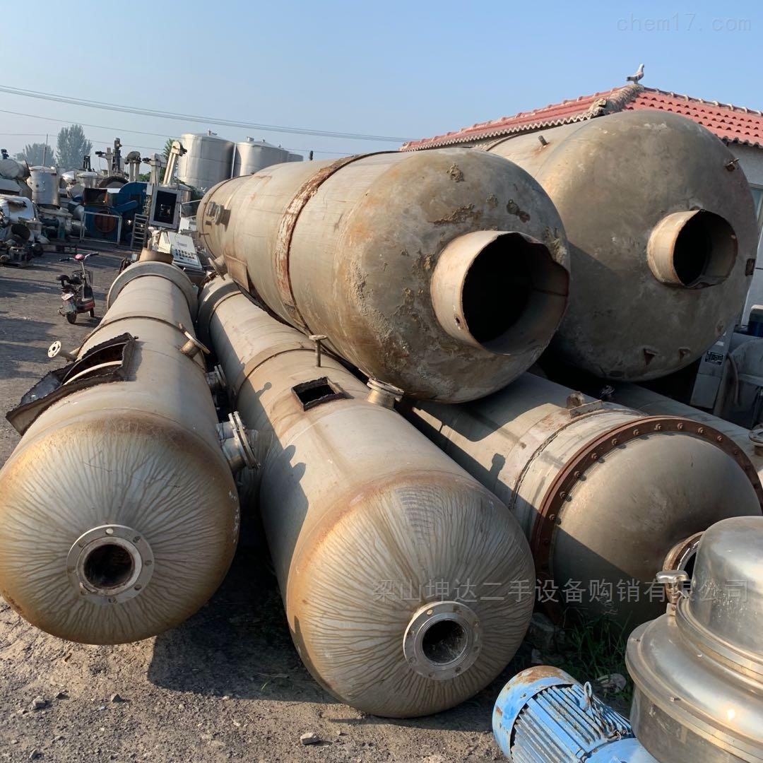 二手MVR蒸发器废水处理脱硫锌装置
