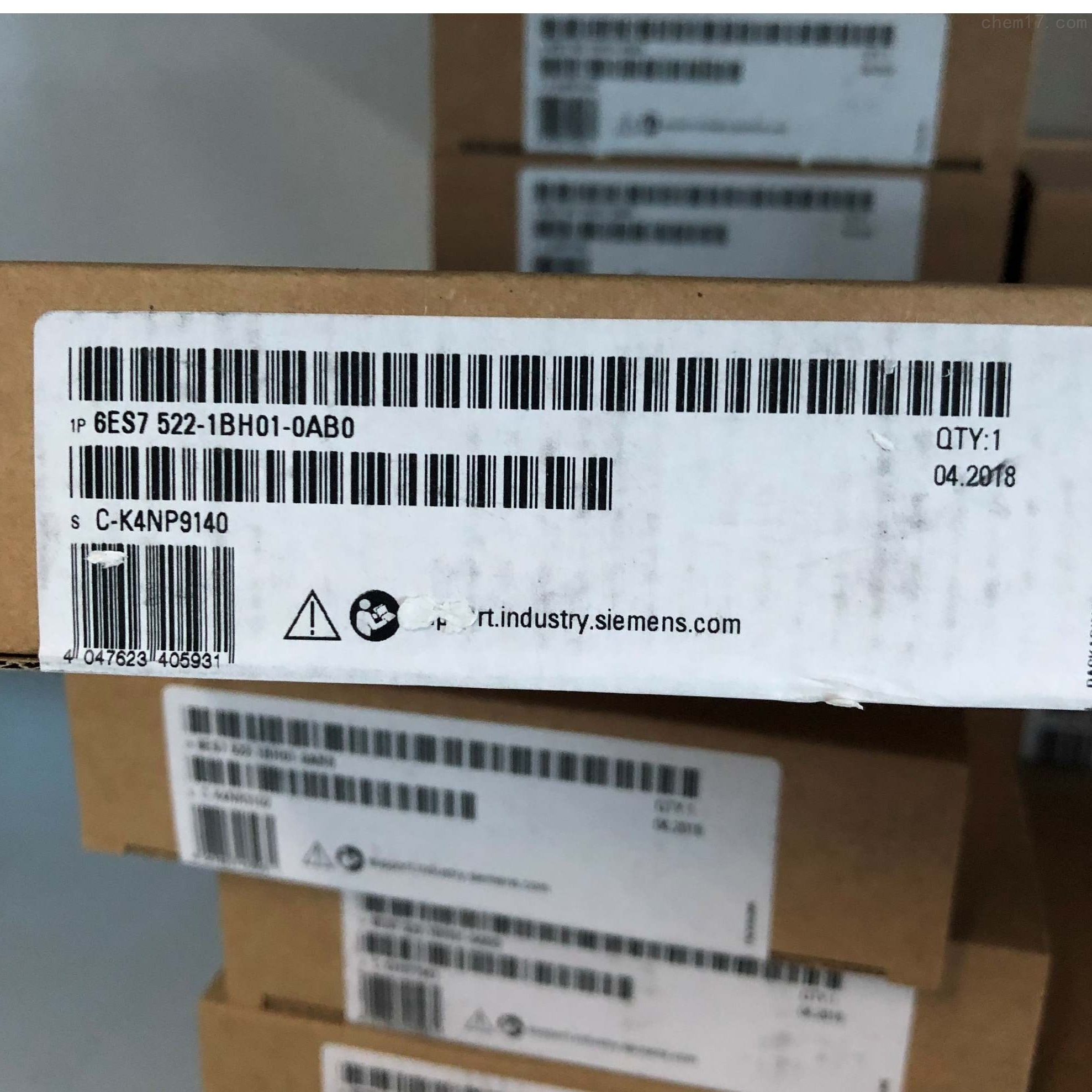 唐山西门子S7-1500CPU模块代理商