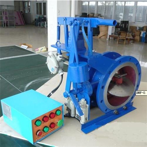 电磁式煤气安全切断阀质量保障