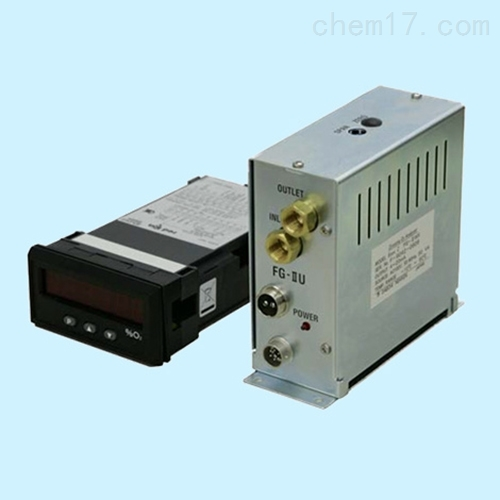 日本analyzer高浓度氧气分析仪