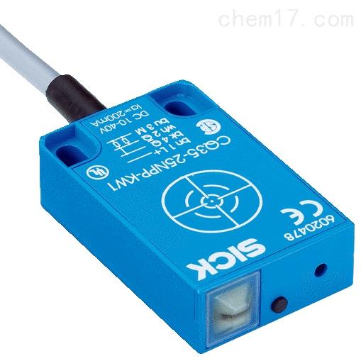 德国SIKC电容式接近传感器