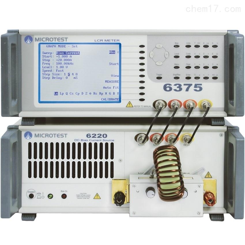 中国台湾益和 6375+6220 直流偏流源测试系统